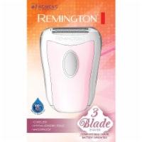 Remington Women's 3 Blade Compact Shaver
