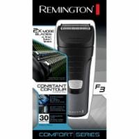 Remington F3 Comfort Series Constant Contour Flexing Foil Shaver