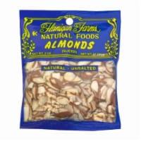 Flanigan Farms Sliced Almonds