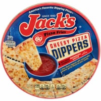 Jack's Pizza Fries Cheesy Pizza Dippers