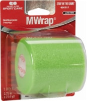 Mueller MWrap® Multi-Purpose Pre-wrap - Lime Green