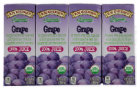 R.W. Knudsen Organic Grape Juice Boxes