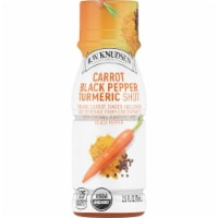 R.W. Knudsen Organic Carrot Black Pepper Turmeric Shot