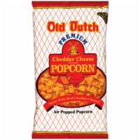 Old Dutch Cheddar Cheese Flavored Air Popped Popcorn - 6 oz