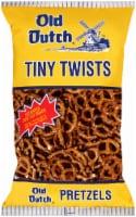Old Dutch Tiny Twists Pretzels - 15 oz