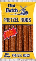 Old Dutch Pretzel Rods - 12 oz