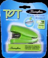 Swingline Tot Stapler - Green - 1 ct