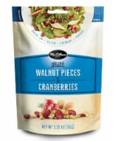 Mrs. Cubbisons Glazed Walnut Pieces & Cranberries