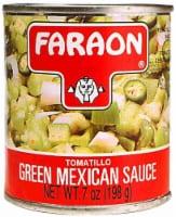 Faraon Tomatillo Salsa