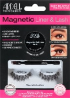 Ardell Magnetic Black Liner & Lash Wispies Magnetic Lashes