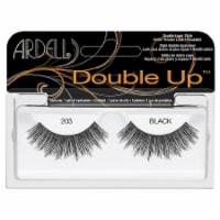 Ardell Double Up 203 Black False Eyelashes - 1 ct
