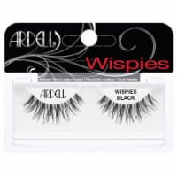 Ardell Fashion Lashes Black Wispies False Lashes