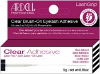 Ardell LashGrip Clear Brush-On Eyelash Adhesive with Biotin - 0.18 oz