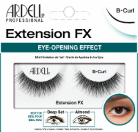 Ardell Extension FX Eye-Opening Effect B-Curl Lashes