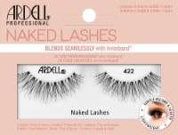 Ardell 422 Black Naked Lashes