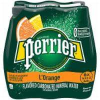 Perrier L'Orange Lemon and Orange Mineral Water