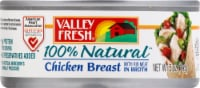 Valley Fresh 100% Natural Canned Chicken Breast