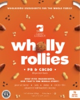Crazy Richard's Wholly Rollies PB & Cacao Protein Balls
