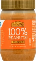Crazy Richard's Crunchy Peanut Butter