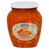 Cracovia Beans in Tomato Sauce - 25.04 oz