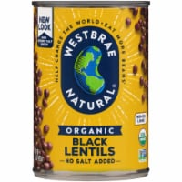 Westbrae Natural Organic Black Lentils