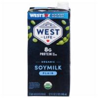WestSoy Organic Original Soy Milk