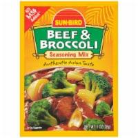 Sun-Bird Beef & Broccoli Seasoning Mix - 1 Oz