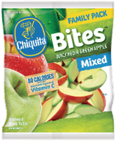 Chiquita Red & Green Mixed Apple Slices Family Pack