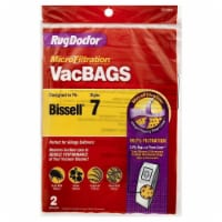 Rug Doctor Style 7 Bissell MicroFiltration Vacuum Bag