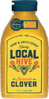 Local Hive Authentic Clover Raw & Unfiltered Honey