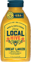 Local Hive US Great Lakes Raw & Unfiltered Honey
