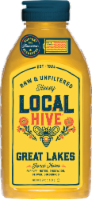 Local Hive Local Great Lakes Raw & Unfiltered Honey - 24 oz