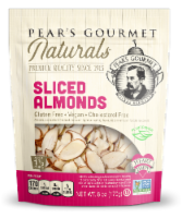 Pear's Gourmet Sliced Almonds