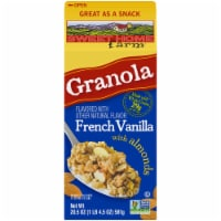 Sweet Home Farm French Vanilla Granola with Almonds