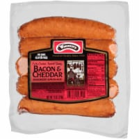 Wimmer's Bacon & Cheddar Smoked Sausage - 13 Oz