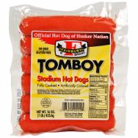 Fairbury Brand Tomboy Stadium Hot Dogs - 16 oz