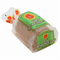 Ener-G Foods Light White Rice Loaf
