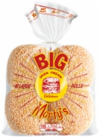 Martin's Big Marty's Seeded Large Hamburger Buns 8 Count