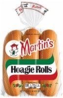 Martin's Hoagie Rolls 6 Count