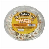 Zachary Halloween Yogurt Pretzel Tub - 14 oz