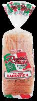 Rotella's Italian Italian Sandwich Bread - 16 oz