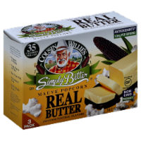 Cousin Willie's Simply Better Real Butter Popcorn