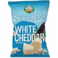 Cousin Willie's Simply Better White Cheddar Popcorn