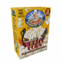 Cousin Willie's Kettle Corn Microwave Popcorn 3 Count