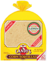 Candy's Corn Tortilla