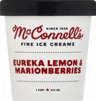 McConnell's Eureka Lemon & Marionberries Ice Cream - 1 pt