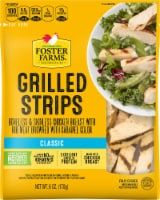 Foster Farms Grilled Chicken Breast Strips