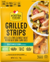 Foster Farms Southwestern Chicken Breast Strips