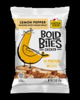 Foster Farms Bold Bites Lemon Pepper Seasoned Diced Chicken Breast