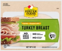 Foster Farms Oven Roasted Turkey Breast - 8 oz
